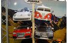 Autos zum Selberfahren auf der Spielwarenmesse 2017