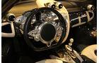 Autosalon Genf 2012, Cockpit, Pagani-Huayra