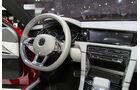 Autosalon Genf 2012, Cockpit, VW-Cross-Coupé