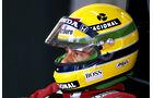 Ayrton Senna - Formel 1 - Helm - 2016