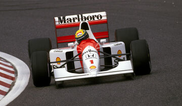 Ayrton Senna - GP Portugal 1992