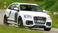 B&B-Audi SQ5, Frontansicht