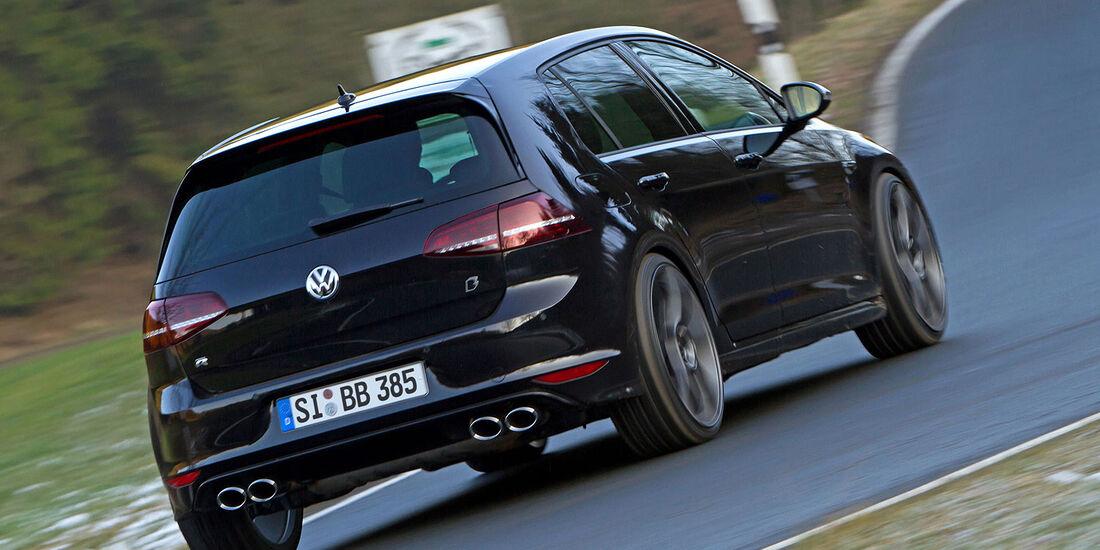 B&B VW Golf R