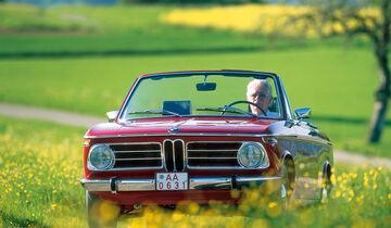 BMW 02 Cabriolet, Frontansicht
