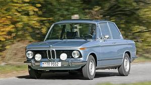 BMW 02, Frontansicht