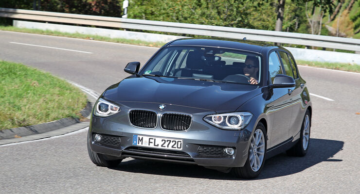 bmw 114i im fahrbericht schw chster 1er aller zeiten. Black Bedroom Furniture Sets. Home Design Ideas