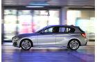 BMW 118d, Seitenansicht