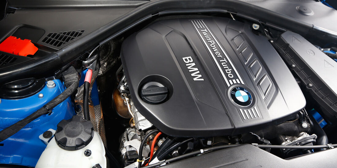 BMW 120d, Motor