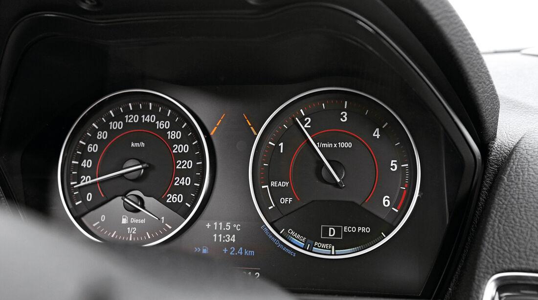 BMW 125d, Motor