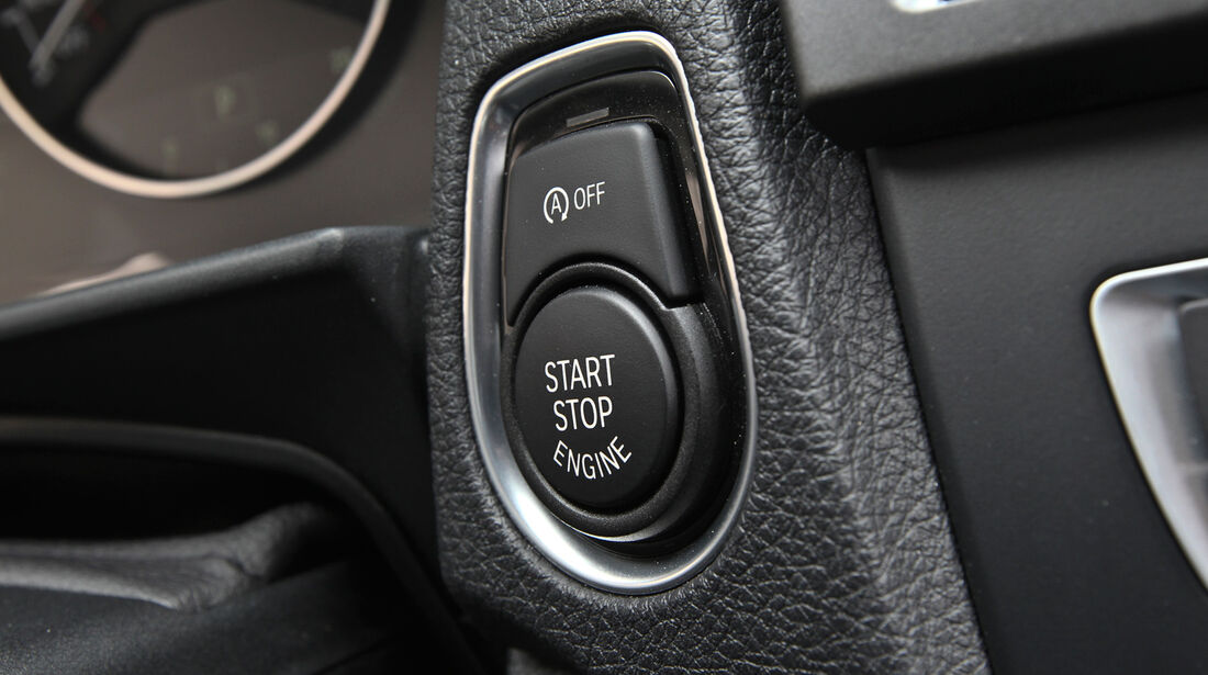 BMW 125i, BMW125d, Start-Stopp-Automatik