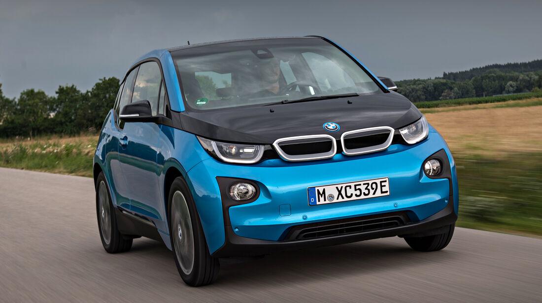 BMW 13 (94 Ah), Frontansicht