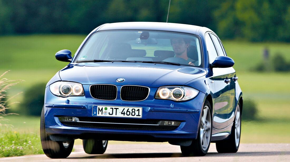 BMW 130i, Frontansicht