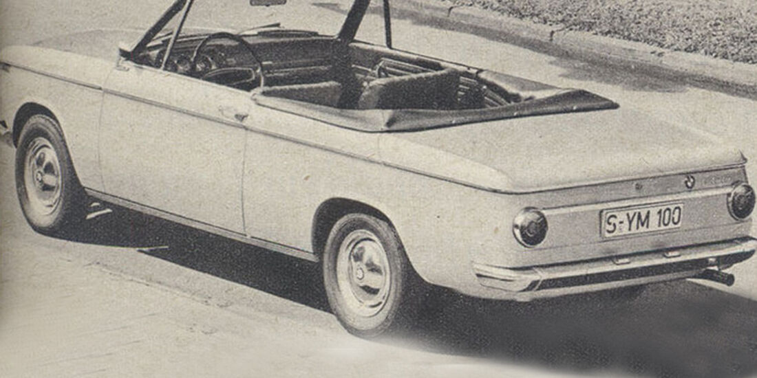 BMW, 1600-2, IAA 1967