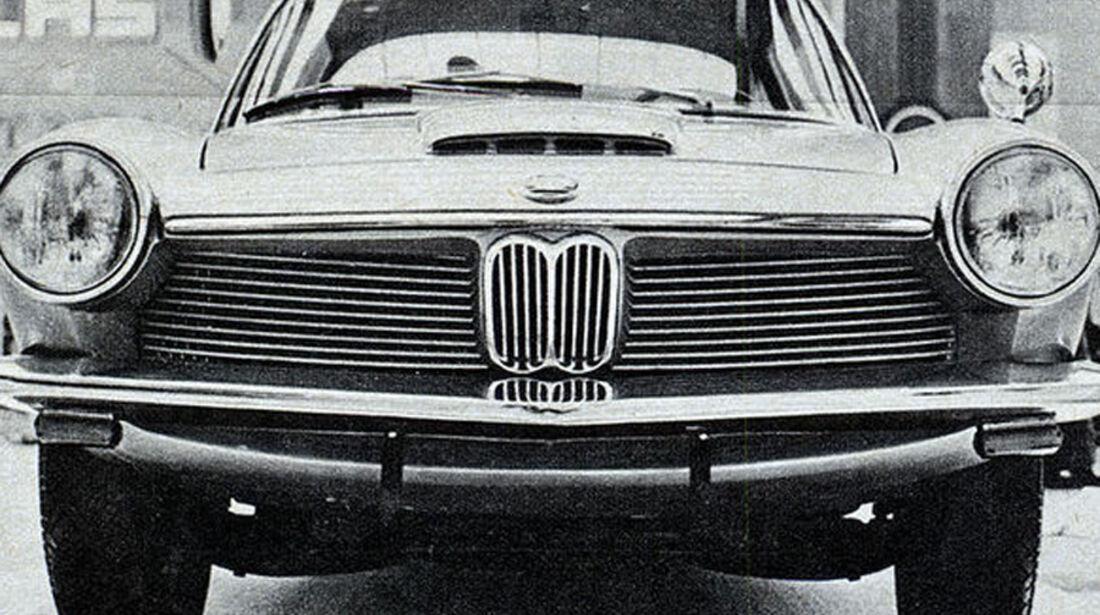 BMW, 1600 GT, IAA 1967
