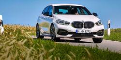 BMW 1er, Exterieur