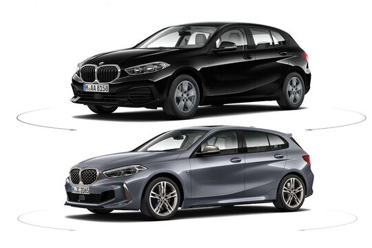 BMW 1er (F40) Konfigurator