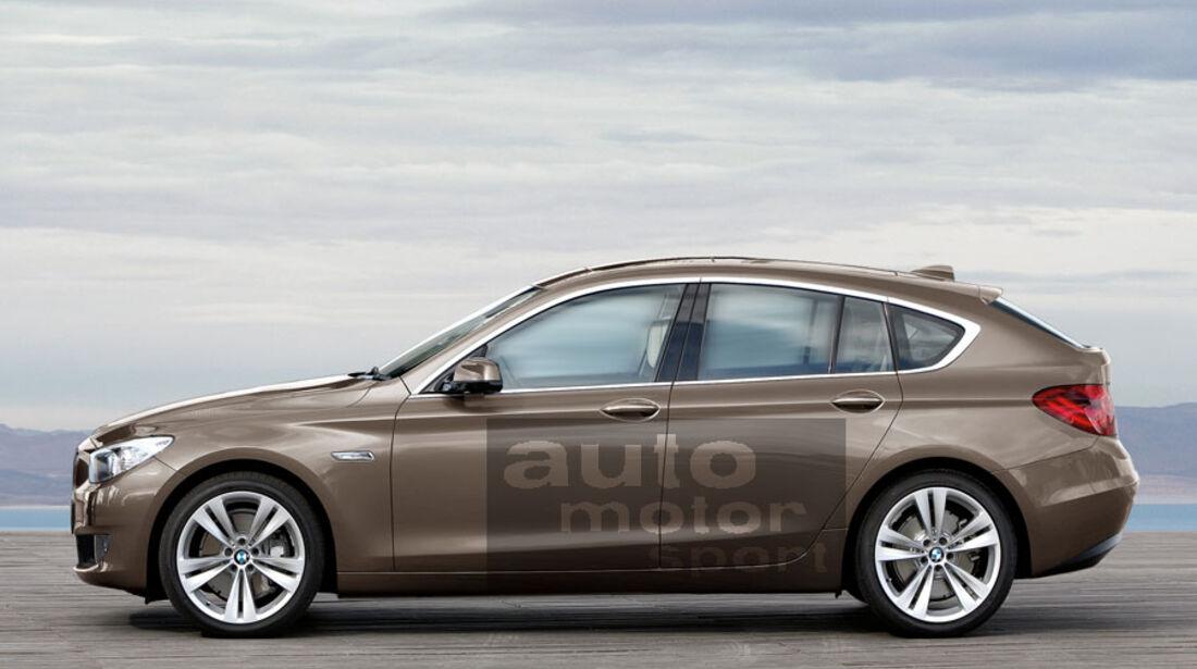 BMW 1er Raumkonzept