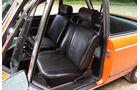 BMW 2002, Fahrersitz