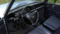 BMW 2002 Tii, Innenraum