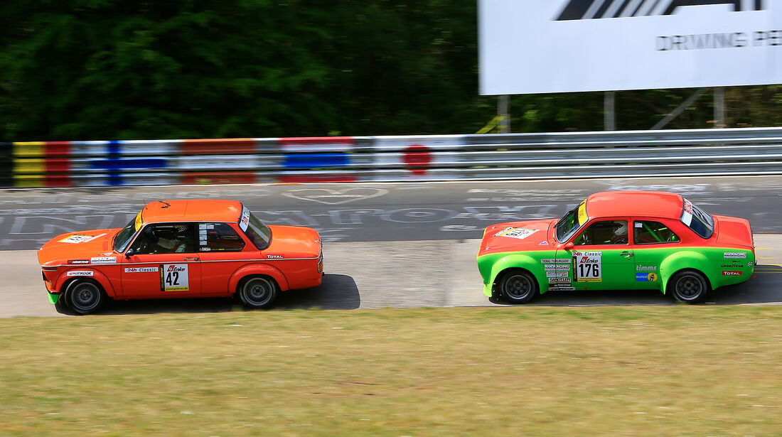 BMW 2002 tii - 24h Classic - Nürburgring - Nordschleife