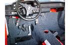 BMW 2002 tii Alpina, Cockpit, Montage