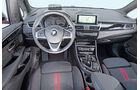 BMW 218d Active Tourer, Cockpit