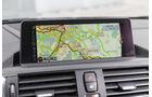 BMW 220d Cabrio, Navi, Bildschirm
