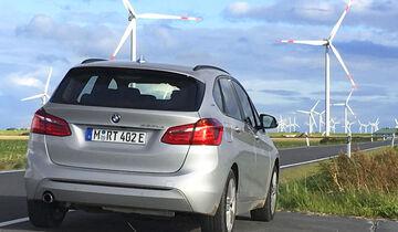 BMW 225xe ActiveTourer, Exterieur