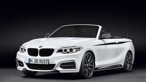 BMW 2er Cabrio M Performance Parts