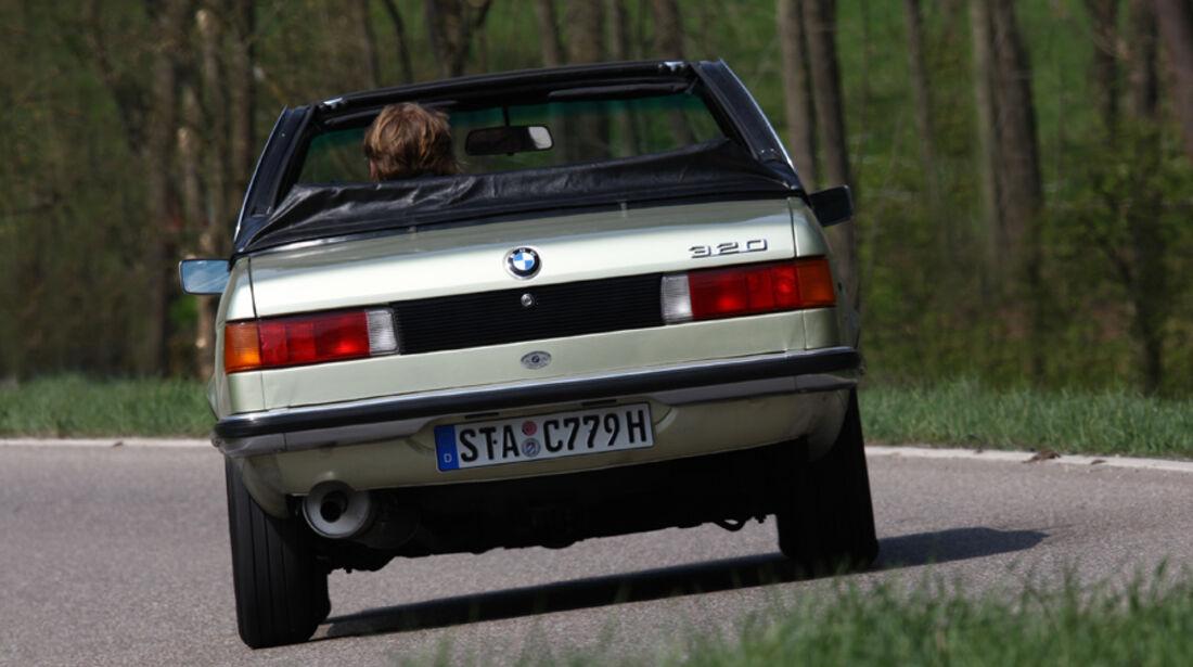 BMW 320 Baur Topcabriolet (TC1), Baujahr 1979