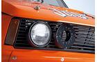 BMW 320 Turbo Gruppe 5, Frontscheinwerfer