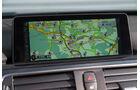 BMW 320d, Monitor, Navi