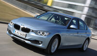BMW 320i Efficient Dynamics Edition, Frontansicht