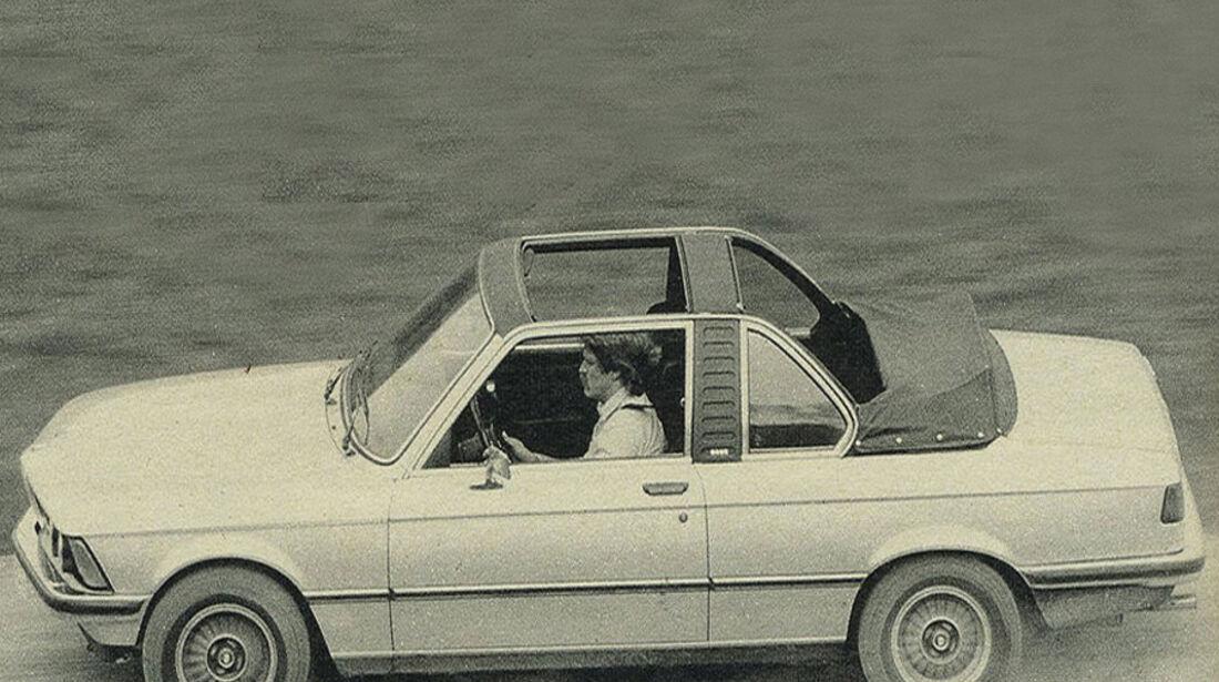 BMW, 323i Cabrio, IAA 1979
