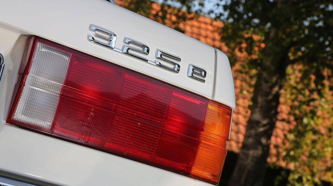 BMW-325e-Heck