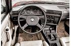 BMW 325i, Cockpit