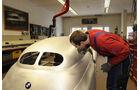 BMW 328 Kamm Coupé - Karosseriearbeiten