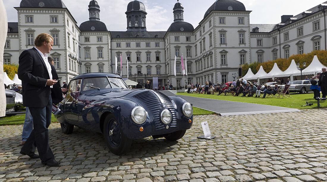 BMW 328 Stromlinie by Wendler