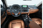 BMW 328i x-Drive, Cockpit