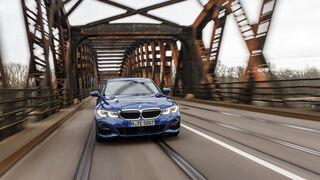 BMW 330i, Exterieur