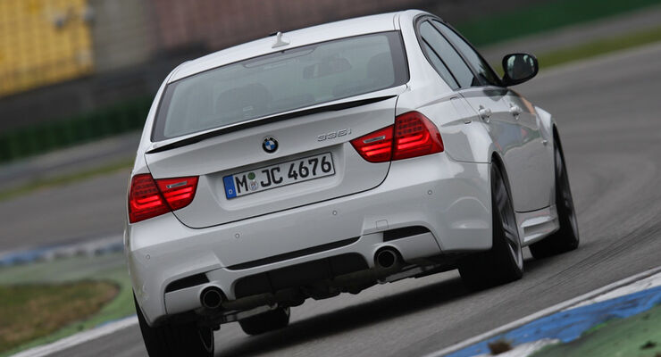 BMW I Performance Test Der Sportlichen TuningAlternative Ab - Bmw 335i pictures