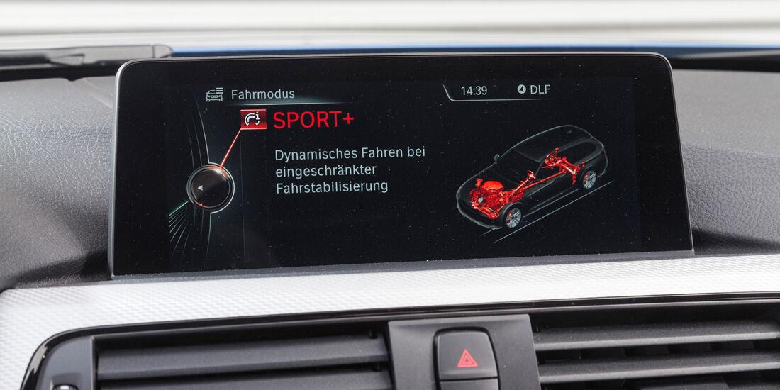 BMW 340i xDrive Touring M Sport, Infotainment