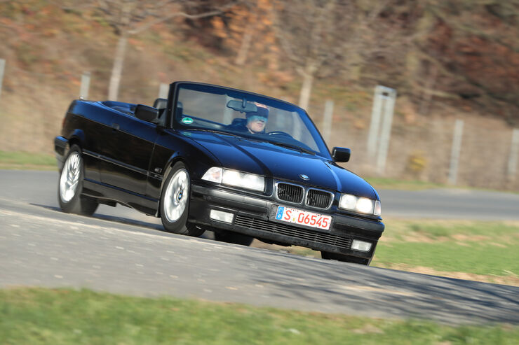 Bmw E36 Youngtimer
