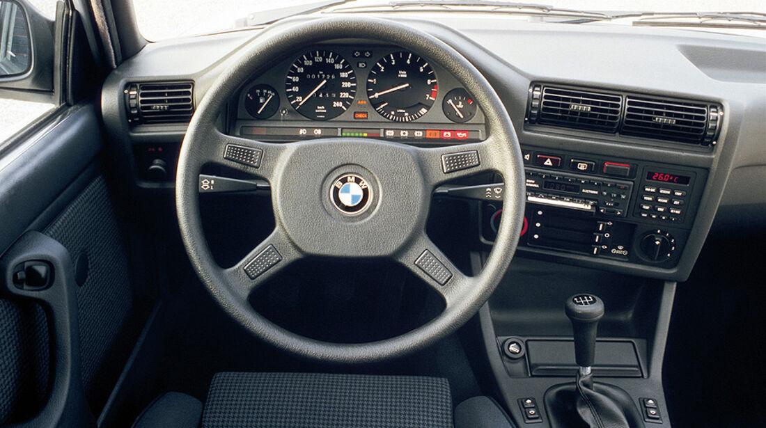 BMW 3er Touring - E30 - Armaturenbrett