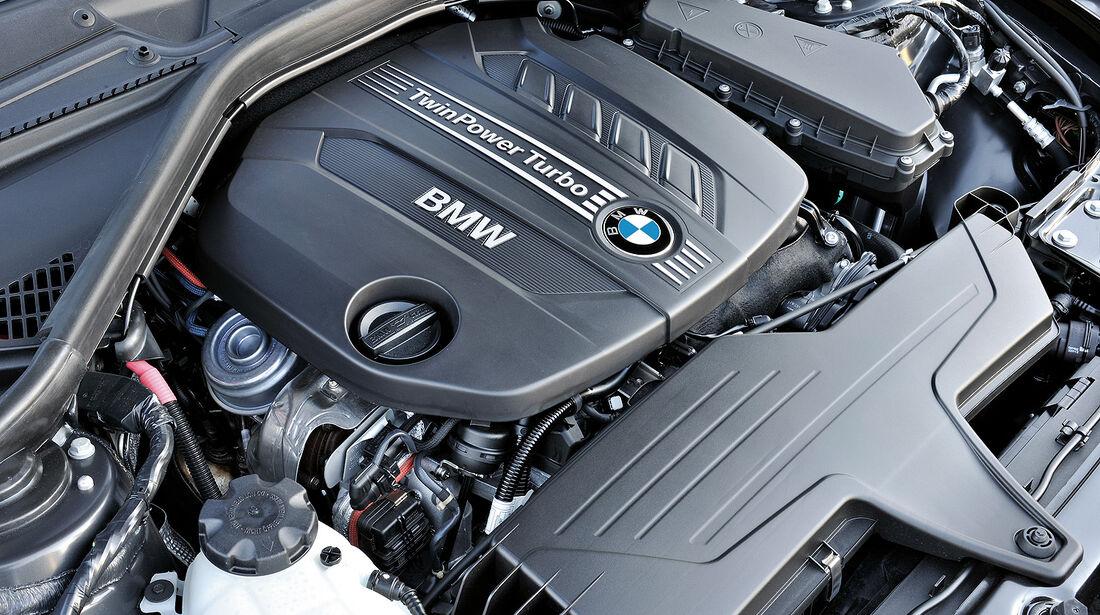 BMW 3er Touring, Motor