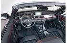 BMW 428i Cabrio Sport Line, Cockpit