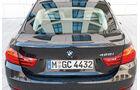 BMW 428i Gran Coupé, Fondsitz, Aussteigen