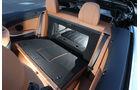 BMW 435i Cabrio, Durchreiche, Fondsitz
