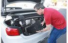 BMW 435i Cabrio, Kofferraum, Dirk Gulde