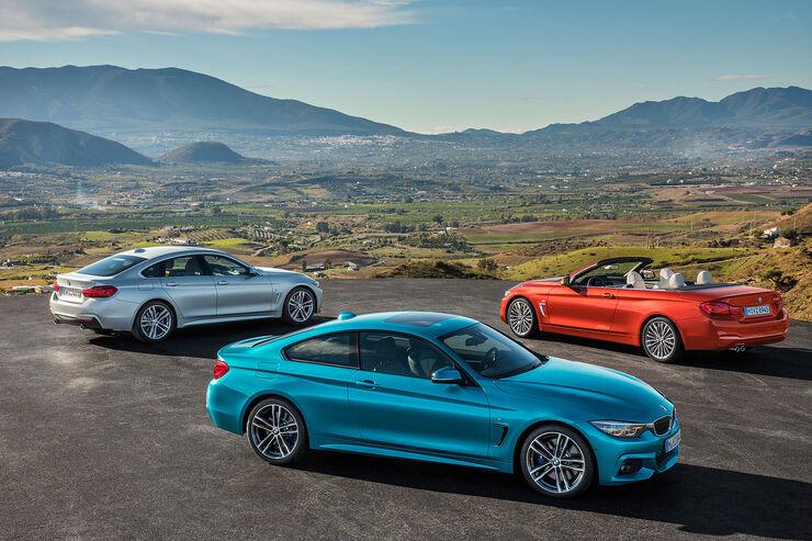 BMW 4er Facelift (2017)